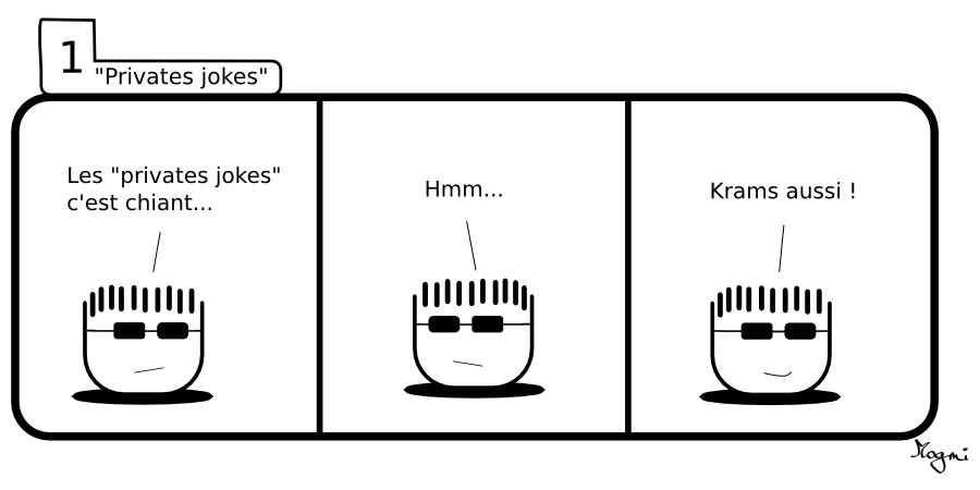 1 - Private Joke