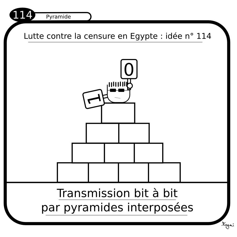 114 - Pyramide