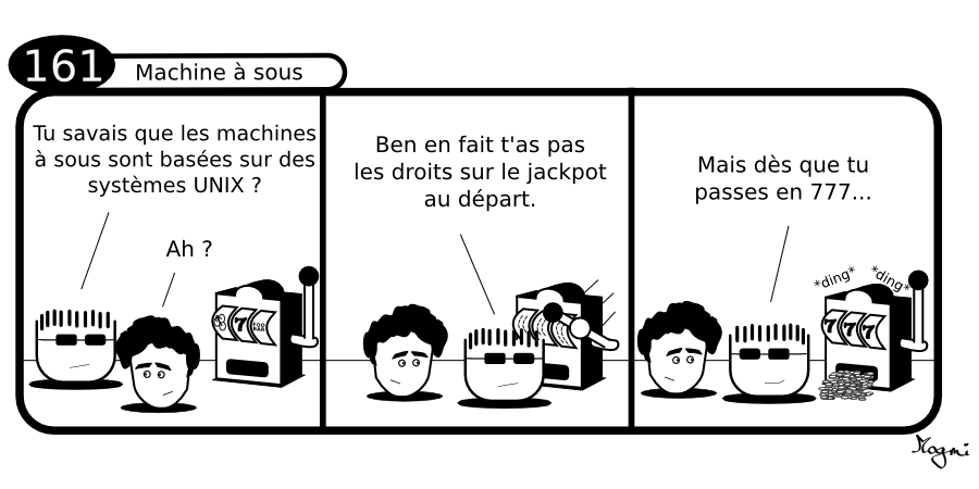 161 - Machine à sous