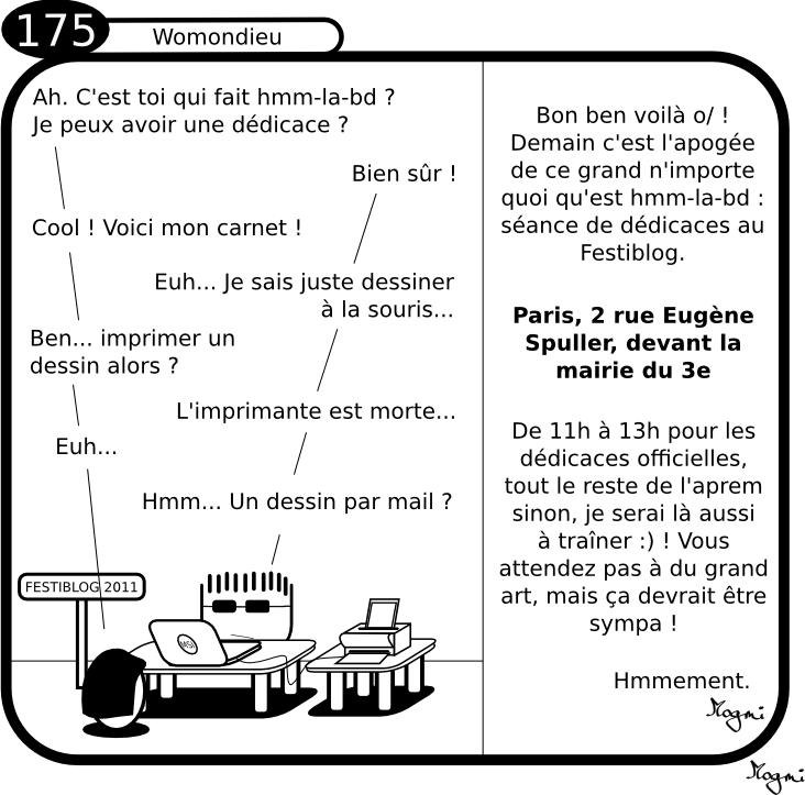 175 - Womondieu