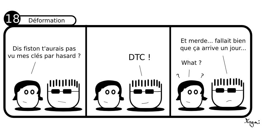 18 - Déformation