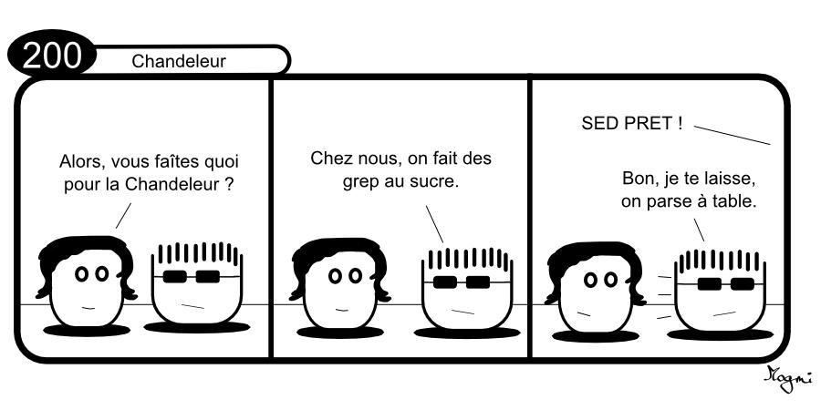 200 - Chandeleur