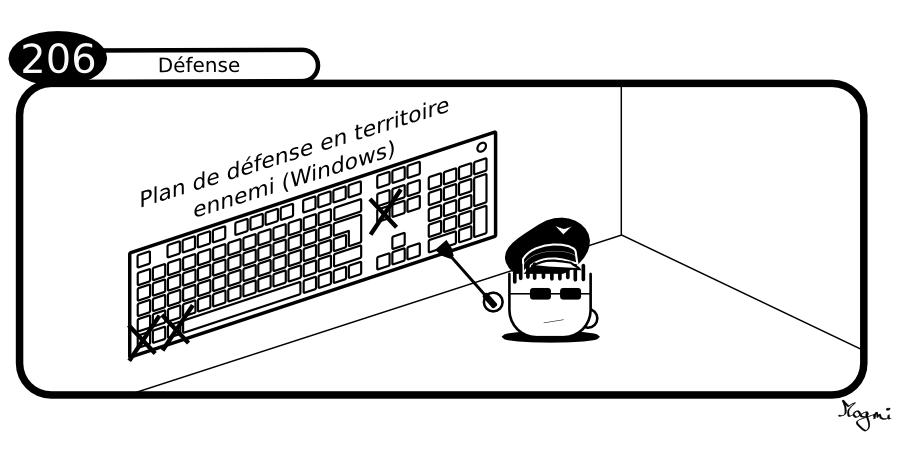 206 - Défense