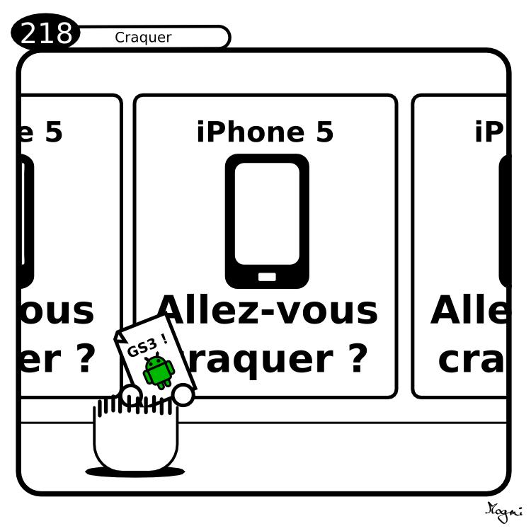 218 - Craquer