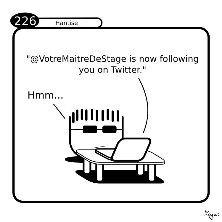 226 - Hantise