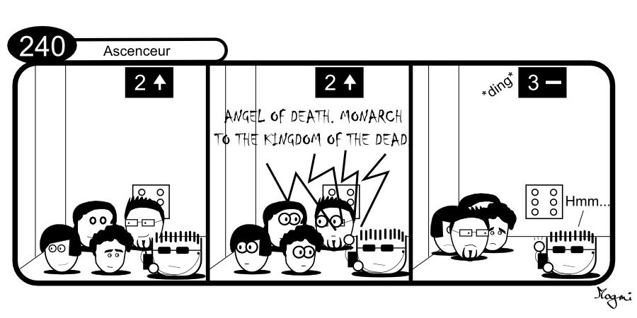 240 - Ascenseur