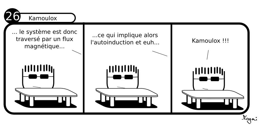 26 - Kamoulox