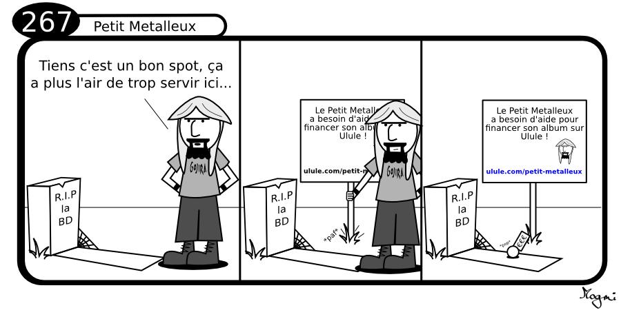 267 - Petit Metalleux