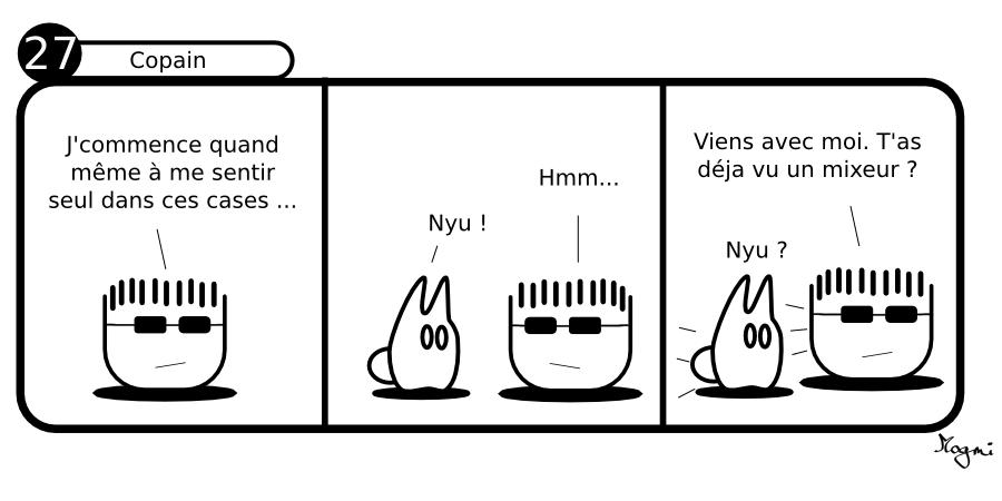 27 - Copain