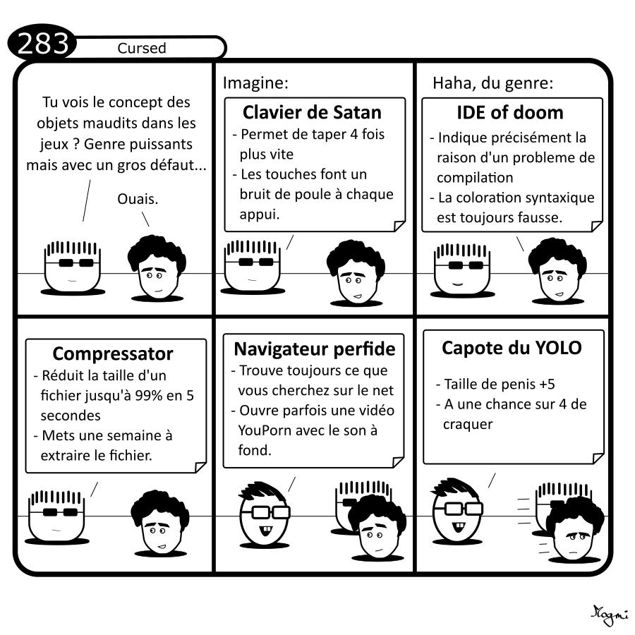 283 - Cursed
