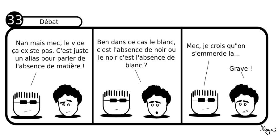 33 - Débat