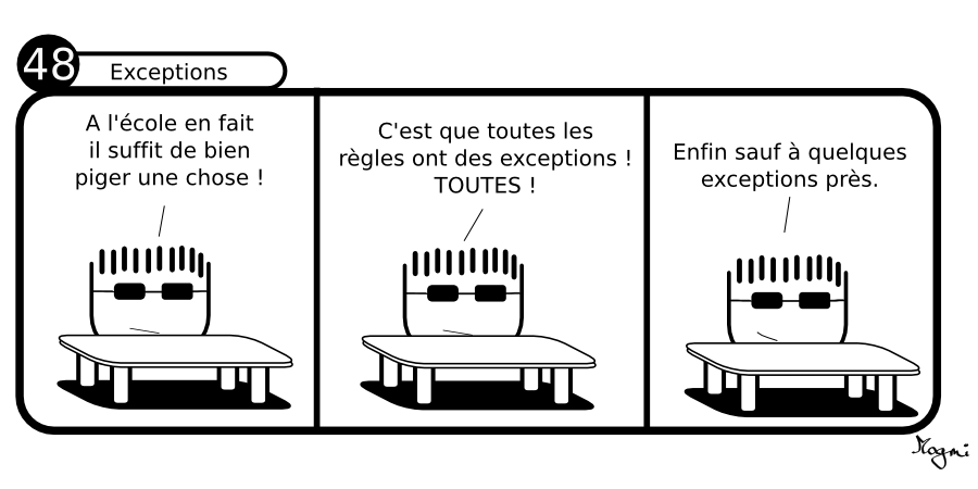48 - Exceptions