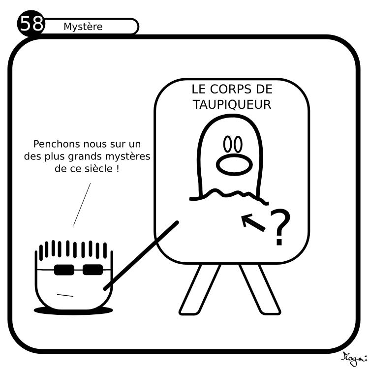 58 - Mystère